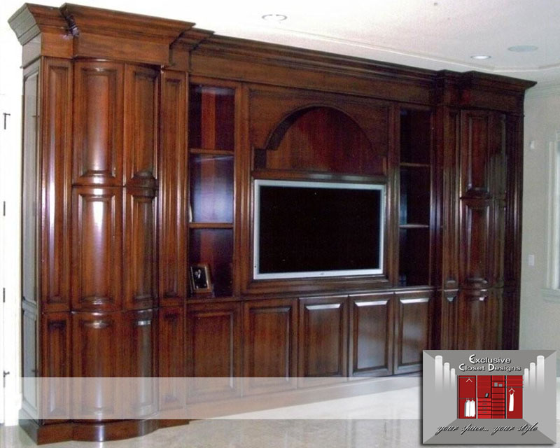 Storage And Closet Design Ideas By Exclusive Closet Designs Of Miami