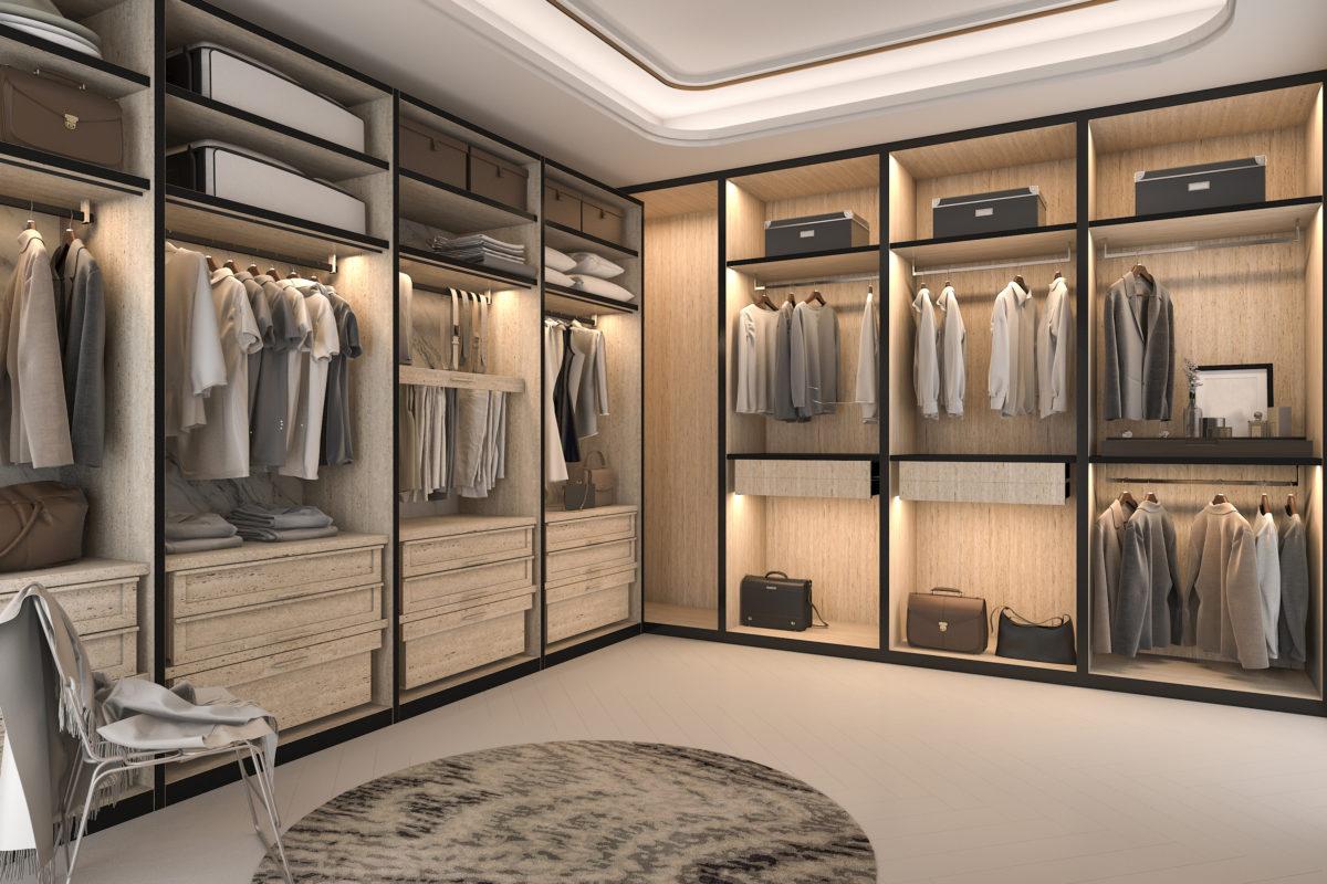 Luxury Closets Builders - Exclusive Closet Designs
